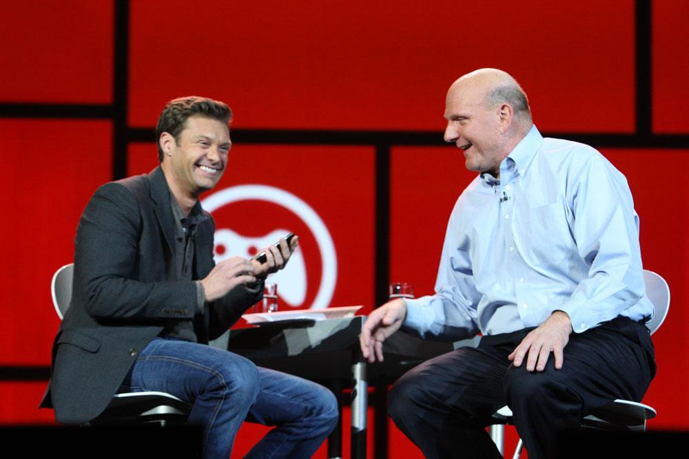 CES 2012: Microsoft na CES nie pokazał wiele, ale też… wiele nie musiał