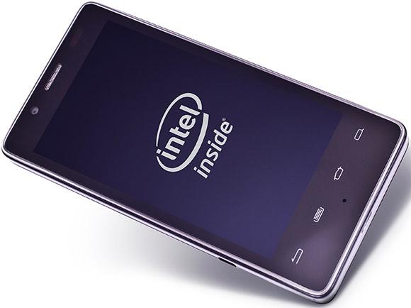 CES 2012: Zobacz co będą potrafić smartfony z procesorem Atom od Intela