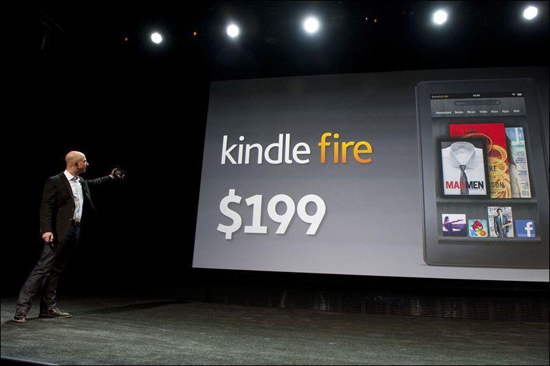 Tani iPad odpowiedzią na Kindle Fire? Raczej mało prawdopodobne