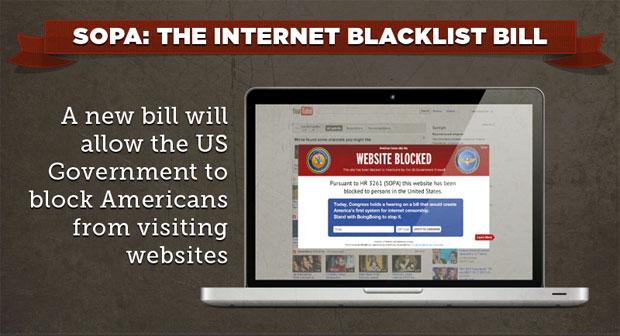 Być po dobrej stronie barykady, czyli jak wykorzystać SOPA