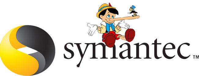 Symantec i jego drobne kłamstewka
