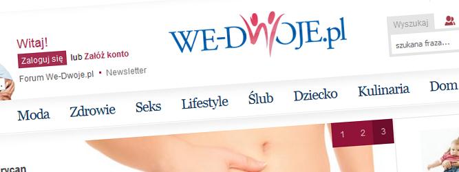 To nie tylko biznes to kawał naszego życia – Wojciech Błażałek, We-Dwoje.pl