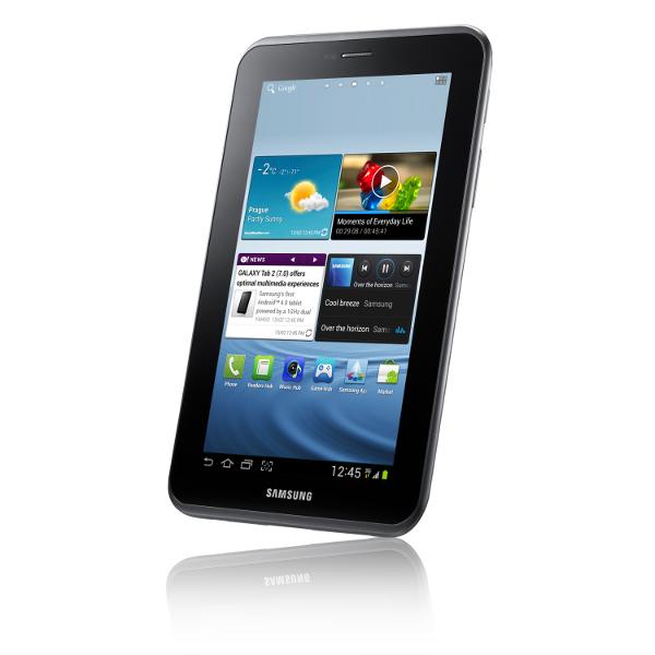 Debiutuje Samsung Galaxy Tab 2. Dużo mniej ważny niż jego poprzednik