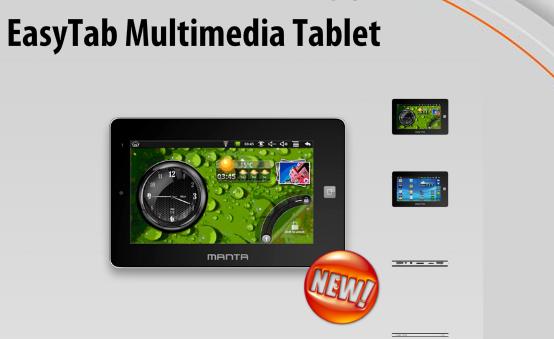 Manta chce być jak Kindle! Sukces sprzedażowy zapewniony, ale strach pomyśleć o jakości