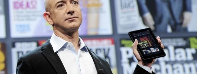 Co ludzie robią na Kindle Fire? Zaskoczenie – głównie czytają e-booki