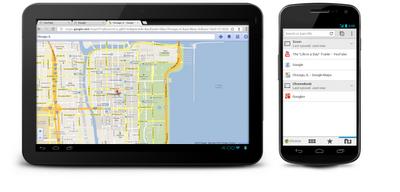Chrome Beta dla Androida już dostępny