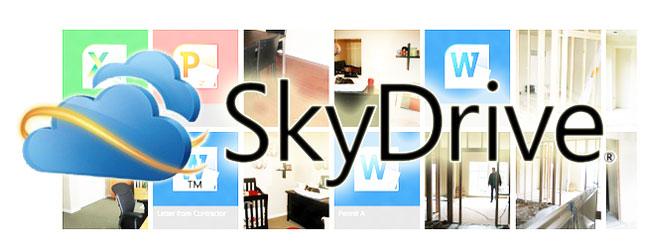SkyDrive to prawdziwy as w rękawie Microsoftu