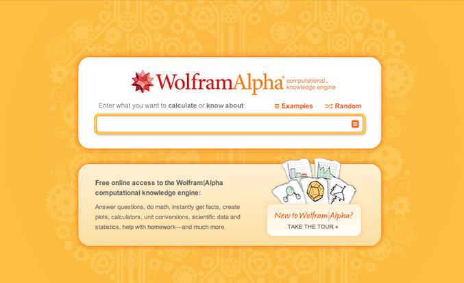Siri promuje Wolfram Alpha. Google powinien się bać?