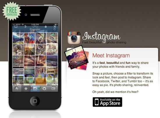 Facebook kupił Instagrama!