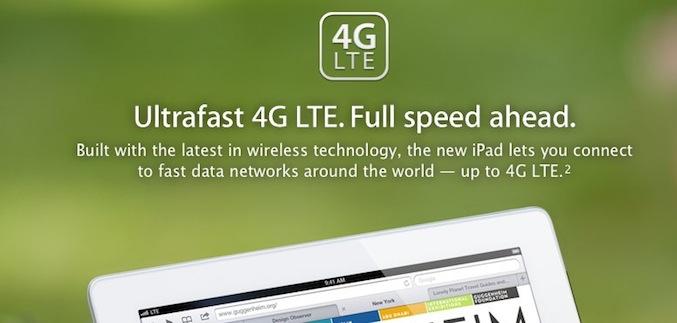 Apple sam się podkłada z 4G