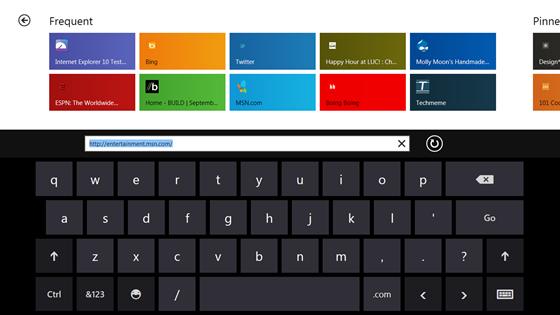 Metro UI – nowe pole starcia przeglądarek internetowych