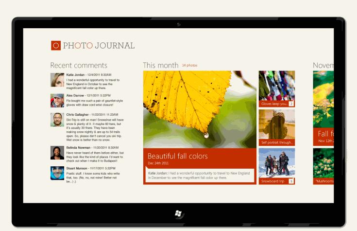 Metro UI kontra iOS – według Microsoftu tablety też wymagają zmiany przyzwyczajeń