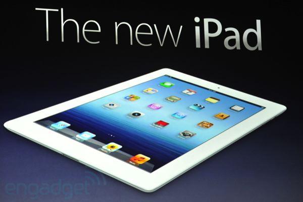 Nowy iPad – ekran Retina, cztery rdzenie