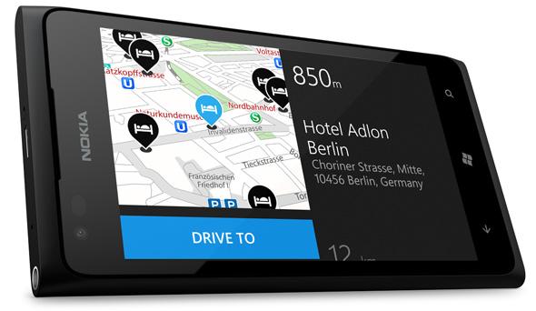 Nokia rozdaje klientom konkurencji to, co ma najlepsze – mapy