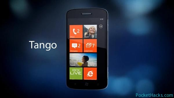 WIndows Phone 7 Tango, czyli witaj fragmentacjo