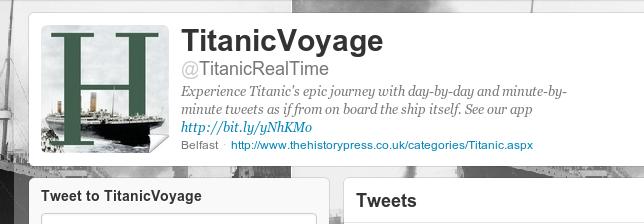 Tweety prosto z Titanika – tak powinno wykorzystywać się nowe media