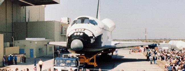 Ostatni lot wahadłowca Discovery
