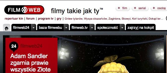 Pierwsi w WAPie, ostatni w Mobile – gdzie jest aplikacja Filmwebu?