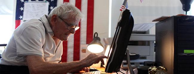 92-letni pirat, przed którym ukłonili się właściciele praw autorskich