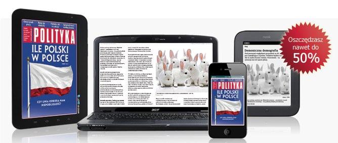 Czy e-prasa w Polsce w końcu się przyjmie? Wynik Polityki Cyfrowej powinien przynieść wiążące odpowiedzi
