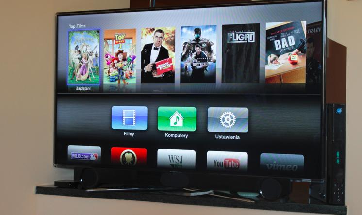 Sprawdzamy telewizję od Apple, czyli słów kilka na temat Apple TV