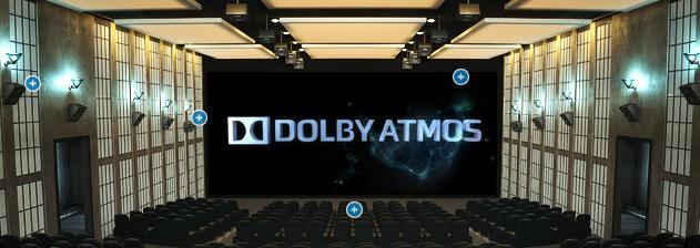 Dolby opracowało nowy system dźwięku! Przygotujcie się na 64 głośniki