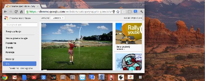 Mój Chromebook przypomina teraz Windowsa. Nie kupuję tego