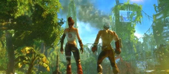 Enslaved – świetna gra, o której w ogóle się nie mówi