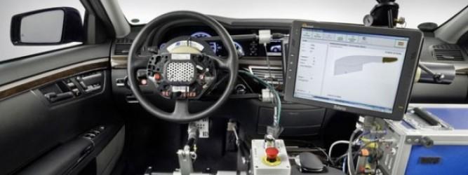 Samo-jeżdżący samochód Google w ciągu 10 lat na rynku