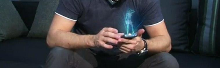 Polscy naukowcy opracowali holograficzny wyświetlacz. Wkrótce zadebiutuje w smartfonach