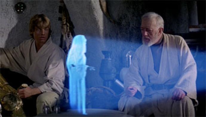 Hologram zamiast człowieka – nie jestem pewna, czy podoba mi się taka przyszłość
