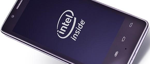Pierwszy smartfon z procesorem Intel Atom już jutro na rynku!