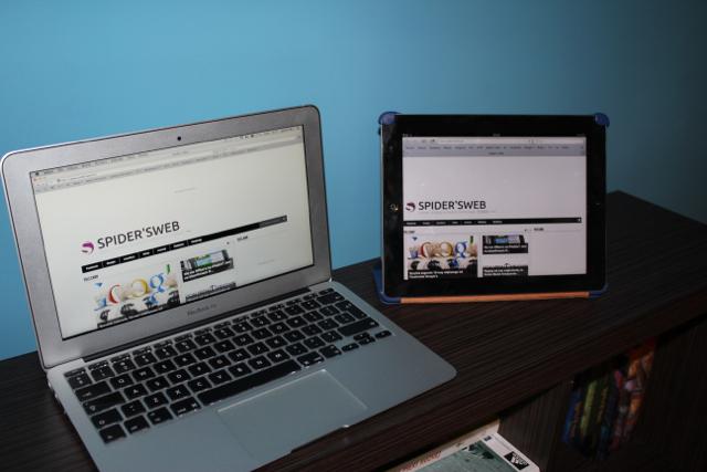 iPad vs Macbook Air 11,6″, czyli co lepsze w codziennej pracy