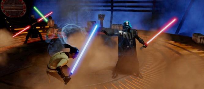 Kinect i wielkie granie nie idą ze sobą w parze. Star Wars ostatecznym dowodem