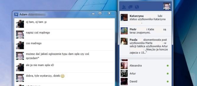 Desktopowy Facebook Messenger powoli trafia do polskich domów