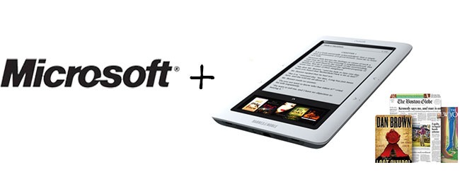 Microsoft staje do walki z Kindle i iBooks. Sojusznika sobie… kupił