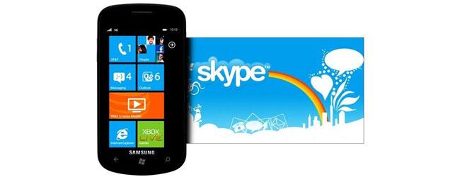Najgorsza edycja Skype'a to ta dla Windows Phone