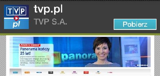 Wszystkie seriale TVP już na Androidzie