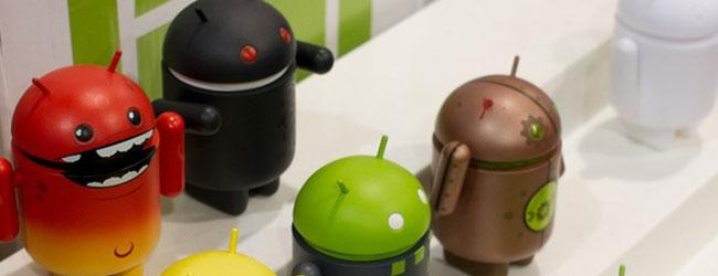 Świat Androida jest piękny w swojej różnorodności