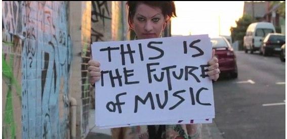Przyszłości rynku muzycznego należy szukać na Kickstarterze