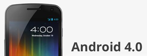 Mało Androida 4.0 w Androidzie 4.0