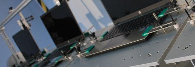 Spider's Web z Szanghaju – Zobacz jak HP testuje swoje notebooki