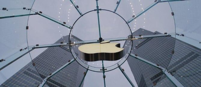 Z wizytą w niesamowitym Apple Store w Szanghaju