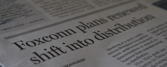 A tymczasem w chińskiej prasie… prezes Foxconnu mówi: będziemy produkować iTV