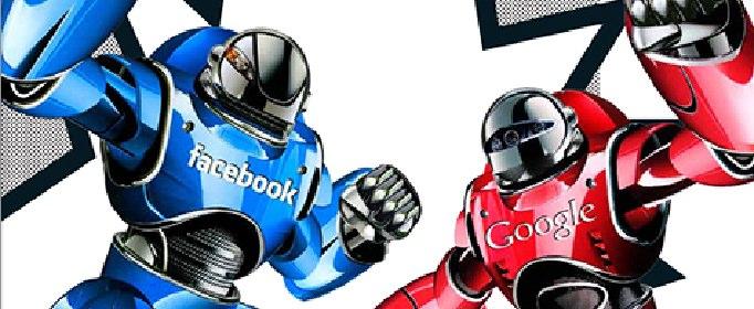 Krótkie porównanie na czym zarabiają Google i Facebook