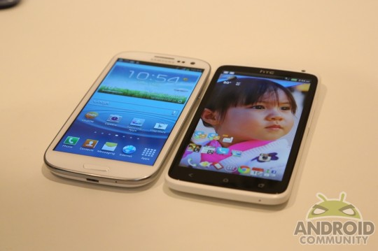 HTC One X czy Samsung Galaxy S III… Żaden! Wybiorę inny