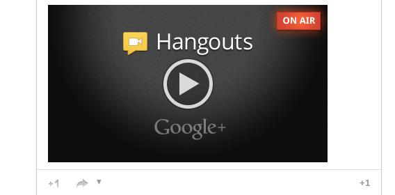 Hangouts On Air dla wszystkich, czyli spędź z Google'em jeszcze więcej czasu