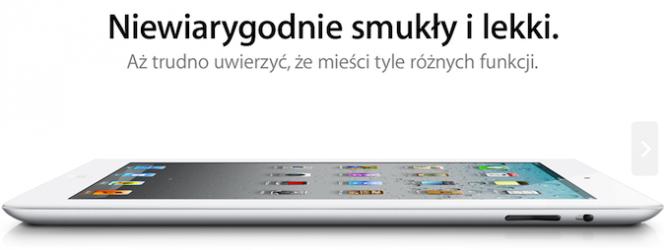 Po co mi nowy iPad? Wolę iPada 2 z nowszym procesorem!
