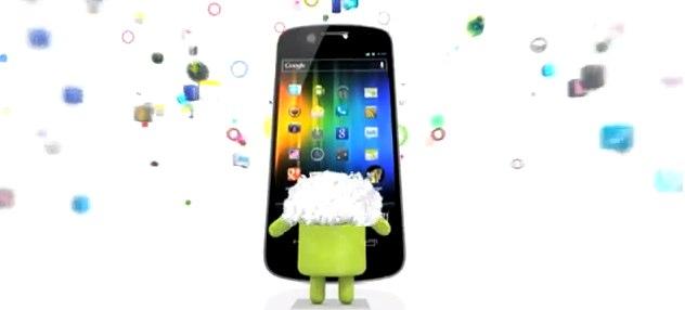 Google reklamuje Nexusa w Google Play. W całkiem przyjemny sposób