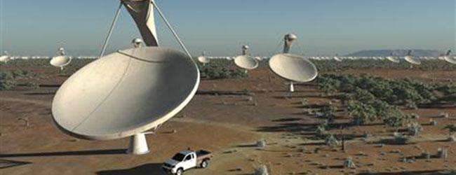 RPA i Australia zbudują największy radioteleskop w historii ludzkości